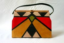 Art Deco Handbags