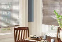 Hunter Douglas Blinds / All blind designs available at Heritage Wallpaper and Designs  staff@heritagewb.com (719)-590-7091