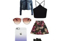 Fashion / This is a range of outfits and looks that people might like