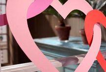 Valentine ideas....HEARTS