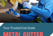 Gutter Cover Solutions And Price Options / Gutter Cover ideas and prices for remodeling your home with Homesace. From metal gutters,copper gutters,galvanized gutters or pvc gutter installation,or repair, Homesace.com covers the design and cost information for whatever the gutter cover project.