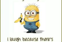 Minion quotes / Funny