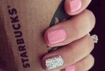 Nails. Polished.