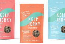 The Perfect Plant-Based Snacks / kelp jerky and other CPG brands we dig