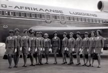 OLD SOUTH AFRICAN AIRWAYS