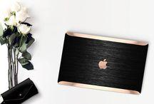 Rose Gold Apple Macbook - Platinum Edition