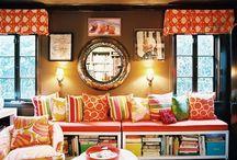 living room / by Kelsey Walker