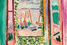 monternism / Fuvism , cubism , expressionism , dada