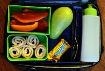 Snacks and lunches / School lunches and kid friendly food