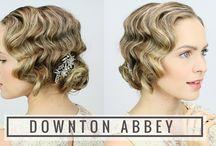 1920s hair&makeup