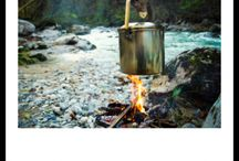 Recipes for Campers / Great recipes for campers and hikers