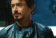 Ironman 1and 2 Movie Jacket