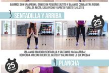 Routines-workout