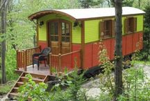 Tiny Homes / We would love to do something like this. / by Jessica McIntire