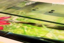 Technológia potlače skla