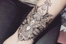Tattoo: Mandala
