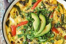 Eggs, eggs and more eggs / healthy and easy egg recipes for any meal or snack of the day