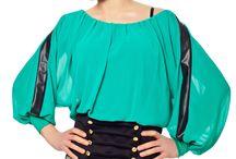 Modische Damen Shirts / Trendy Shirts für den Sommer