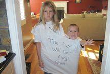 Siblings / by Megan Wagemaker