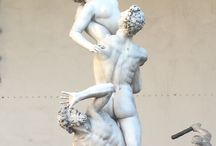 Italia / I travelled from Milano to Roma through Largo di Como, Firenze, Pisa, Siena