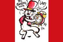 Children's Illustrations / Illustrations to download on Etsy :)