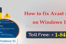 How to Solve AVAST Antivirus Not Working Windows 10?