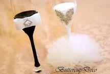 wedding of glass