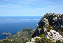 Valldemossa - Camí de s'Arxiduc / Sensationelle Panoramarundwanderung in luftiger Höhe auf dem berühmten Reitweg des Erzherzogs Ludwig Salvator.