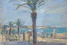 peintres tunisiens