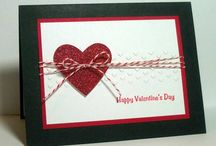 Valentine's Day Cards / by Sherronne Battle