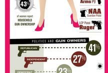girls with guns, well armed woman
