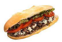 Our sandwiches / Baguette sandwiches