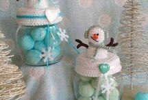 Vianoce - háčkovanie