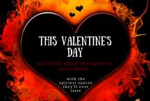 valentines day special sauces