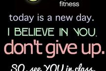 ChAnGeS that WILL be MaDe! / Zumba will be in my regular schedule. No excuses.  / by cHeLsEa