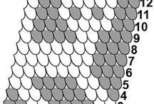 Wayuu 2 pat / bags pattern