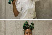 turbans, hair wraps, etc