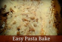 Easy meals / by Courtney Lou