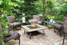 outdoor spaces / by Karen Dimatteo