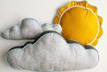 Coussins et Oreillers de rêve / De l'original à la baleine, les coussins nous font rêver sous toutes leurs formes !
