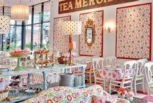Tea / Tea for me and you.
