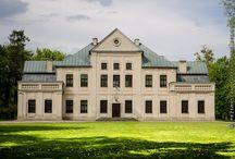 Srebrzyszcze - Pałac