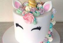 Cake ideas for Birthdays