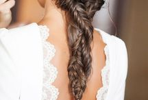 Wedding hair ideas. Peinados para boda / Wedding hair ideas. #hairtrends  #peinados #hairstyles #makeup #mabaka #galicia #peluqueros #estilismos #bodas #peinadosboda #hairtrends