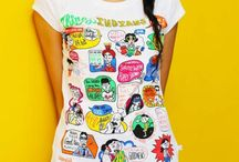 Women T-Shirts - Chumbak Designs / Printed Designer T-Shirts for women by Chumbak Designs
