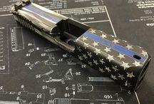 Guns Laser Stipplingstippling