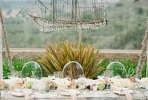 Whimsical Weddings / Celebrating all things wedding and whimsical for #WhimsicalWednesday