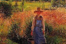 Camille Pissarro / Impressionist