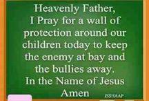 Prayer Themes