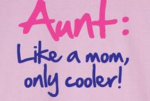 Aunts / by Heather Lewis Trapp